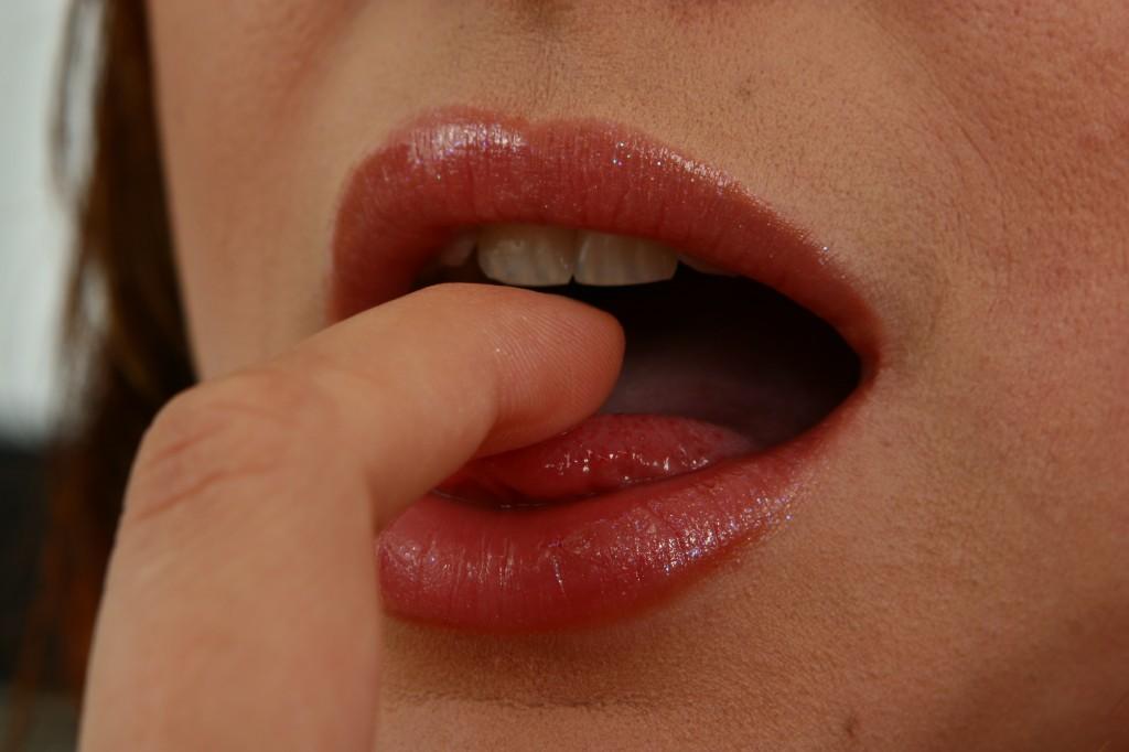 Dieser Mund braucht einen dicken Schwanz